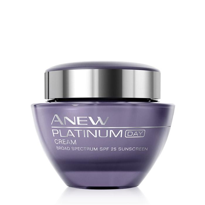 Anew Platinum Day Cream Broad Spectrum SPF 25